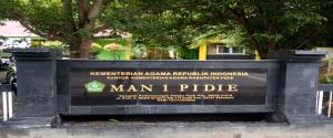 Permalink to:Sejarah MAN 1 Pidie