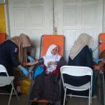 Partisipasi Guru Dan Siswa MAN 1 Pidie Dalam Kegiatan Donor Darah