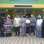 MAN 1 Pidie Donasikan Dana Untuk Korban Gempa Sulbar