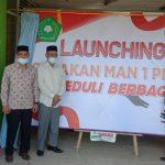 MAN 1 PIDIE Launching Gerakan Sedekah